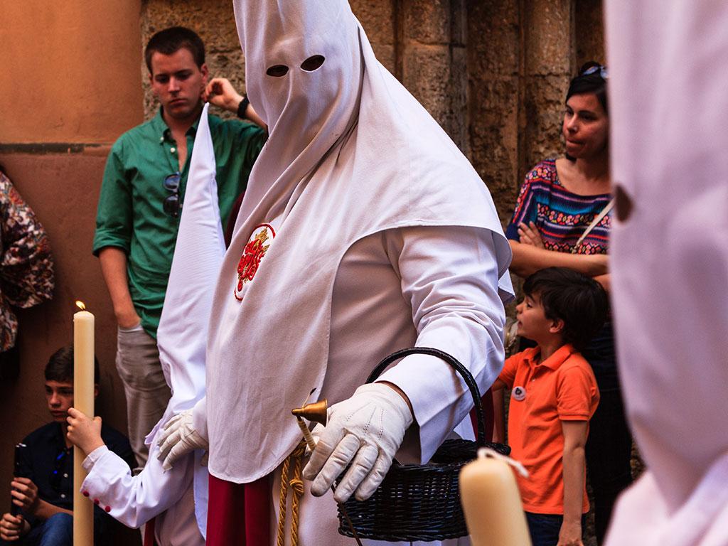 El celador. Miércoles Santo, Las Siete Palabras, 2015 ©Flivillegas