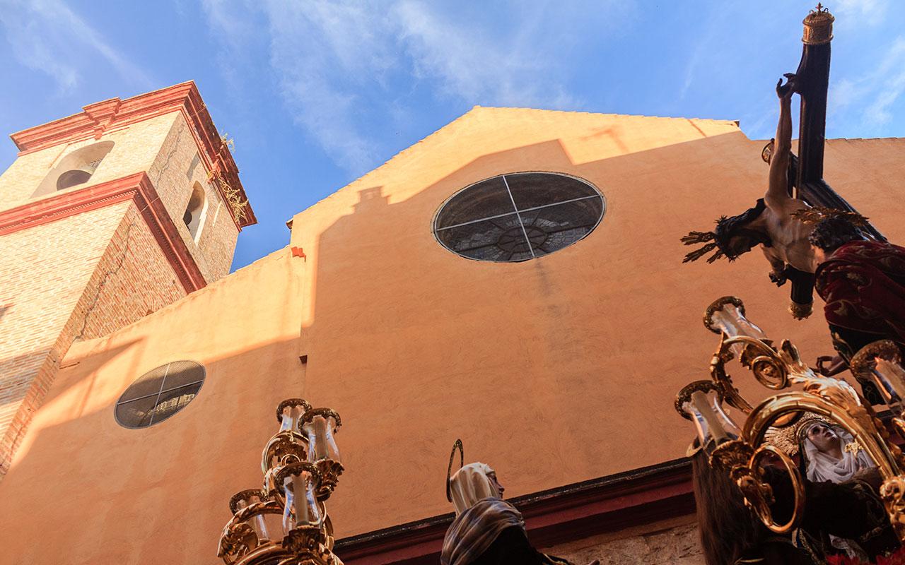 Siete Palabras en San Vicente. Miércoles Santo, 2015 ©Flivillegas