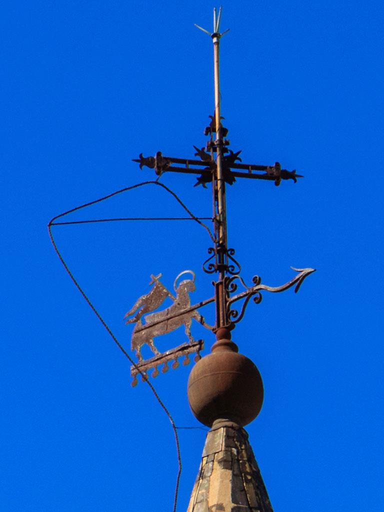 Cordero veleta. Omnium Sanctorum, 2013 ©Flivillegas