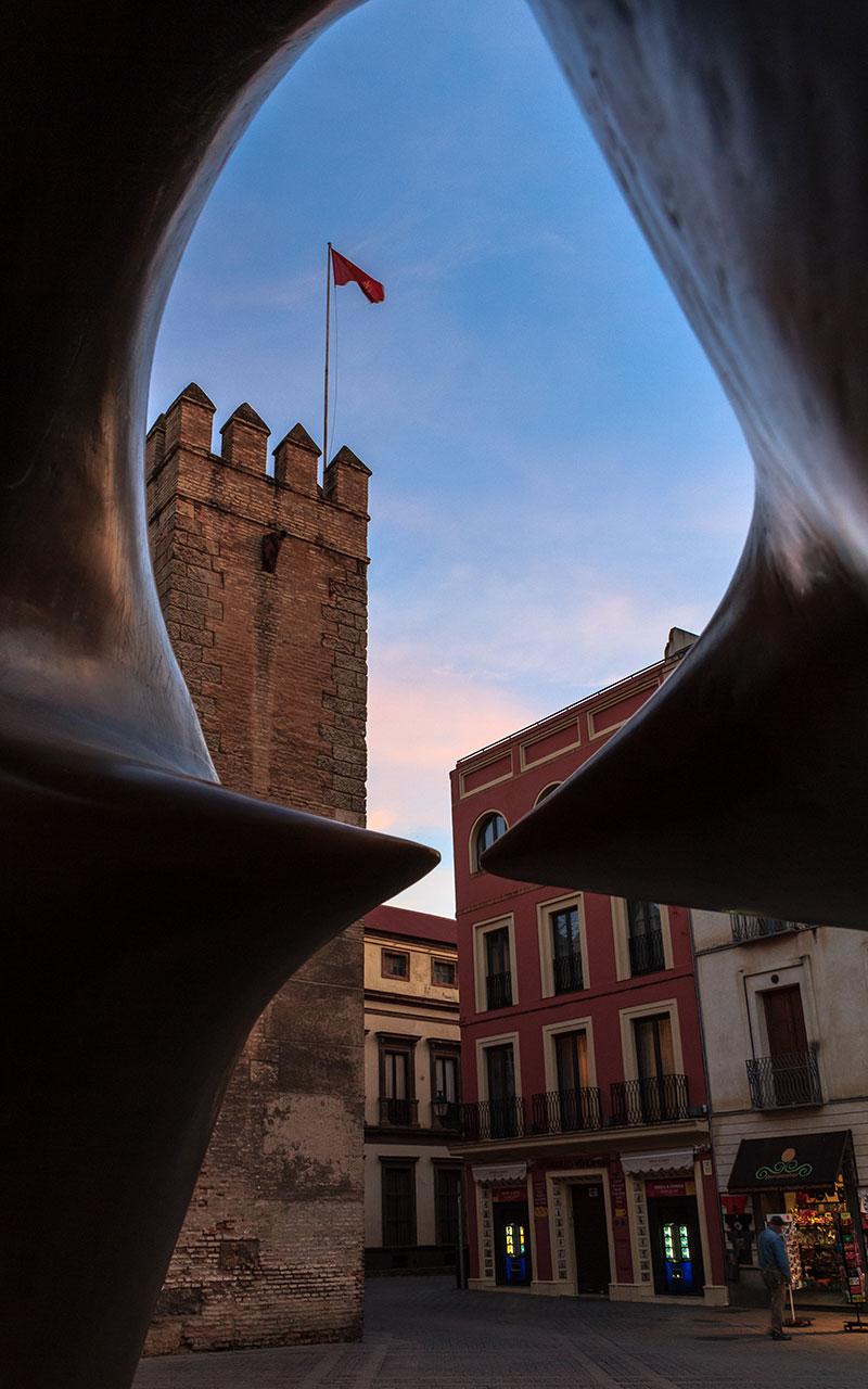 Torre del Real Alcázar de Sevilla
