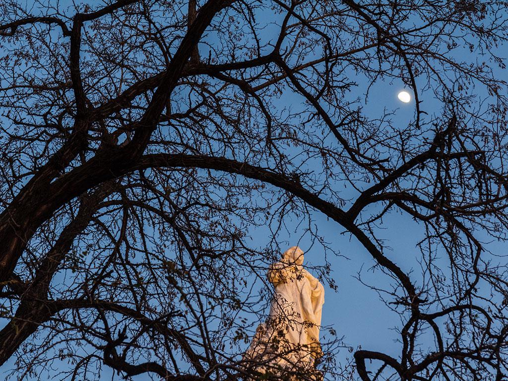 Monumento a la Inmaculada
