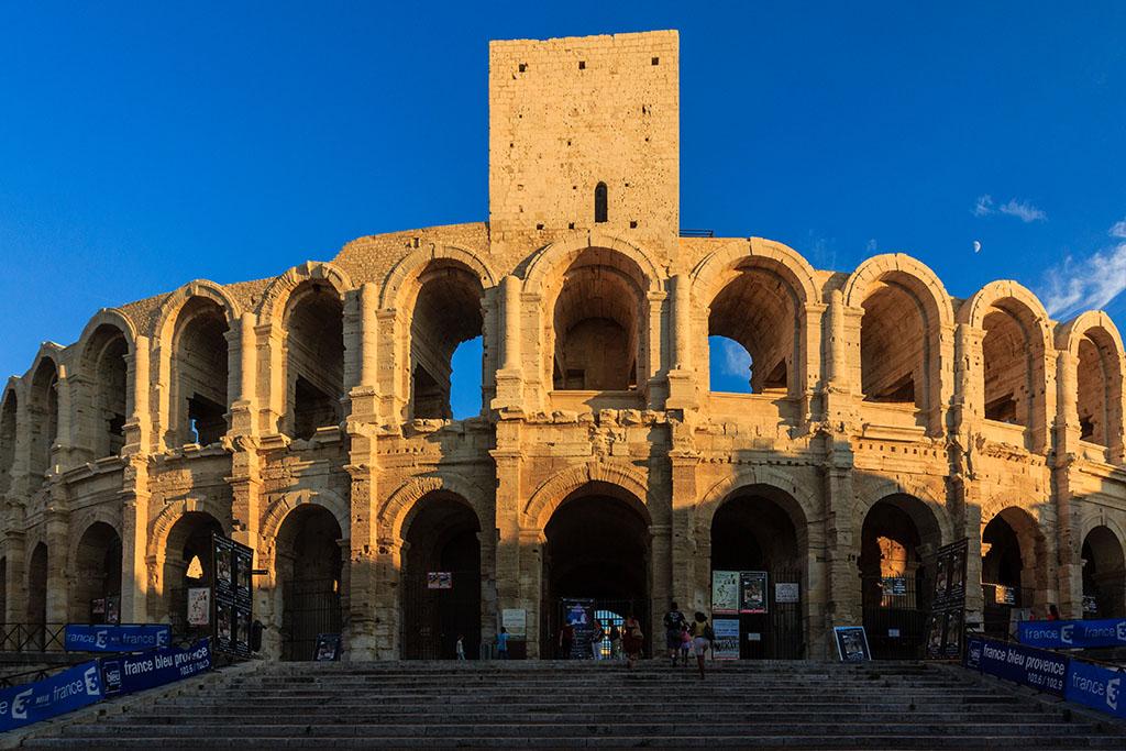 Roma en Arles. Anfiteatro. 2013 ©Flivillegas