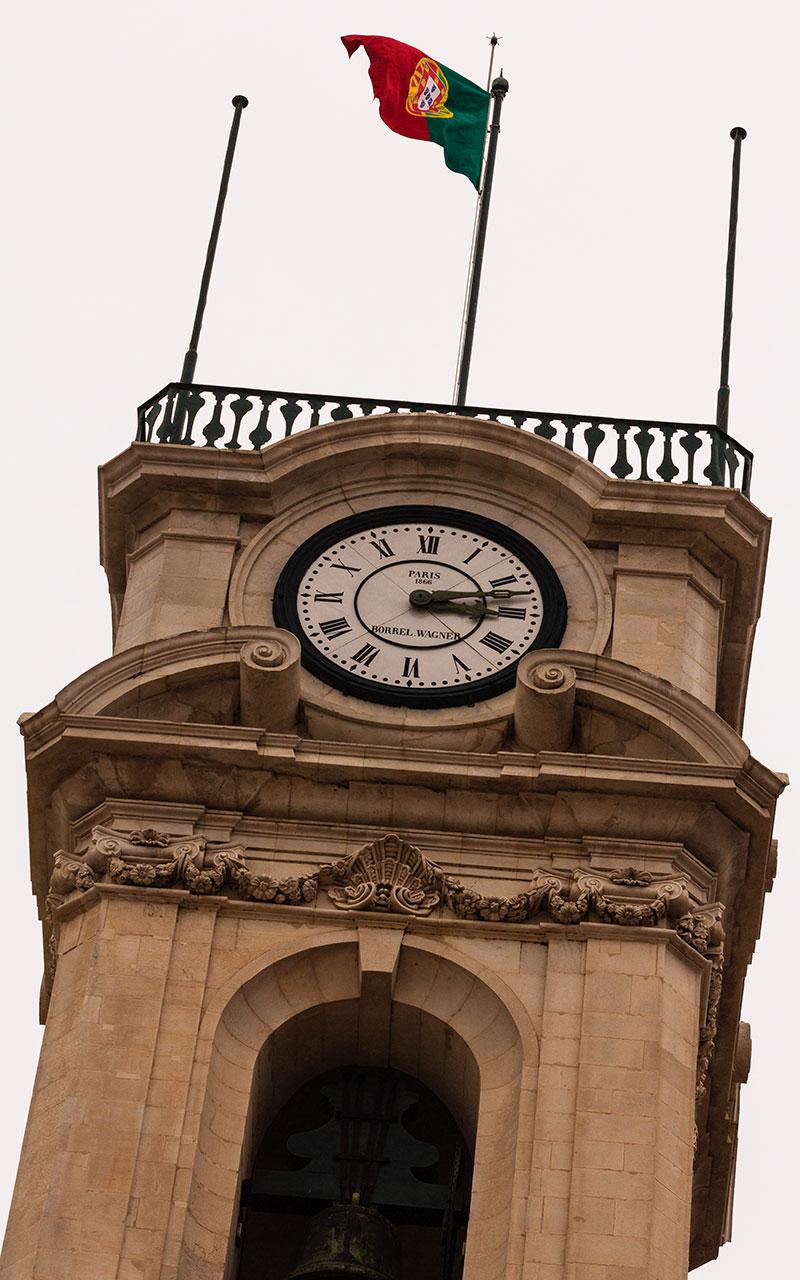 Torre de la Universidad de Coimbra
