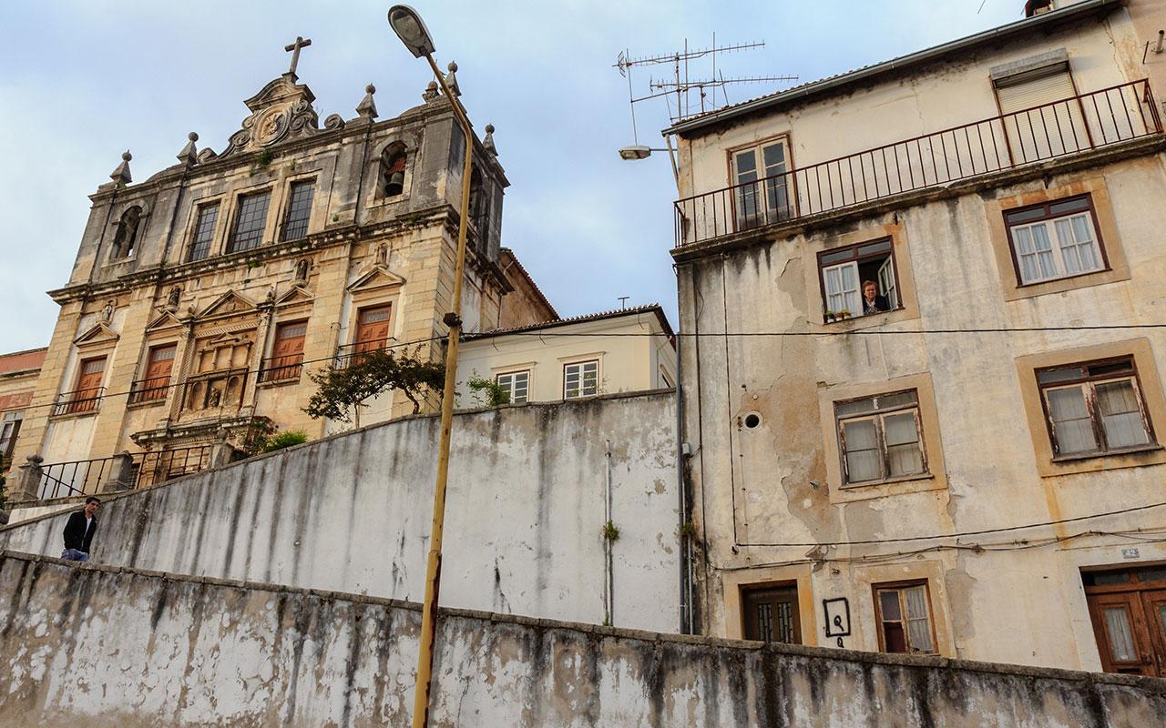 Iglesia de Coimbra