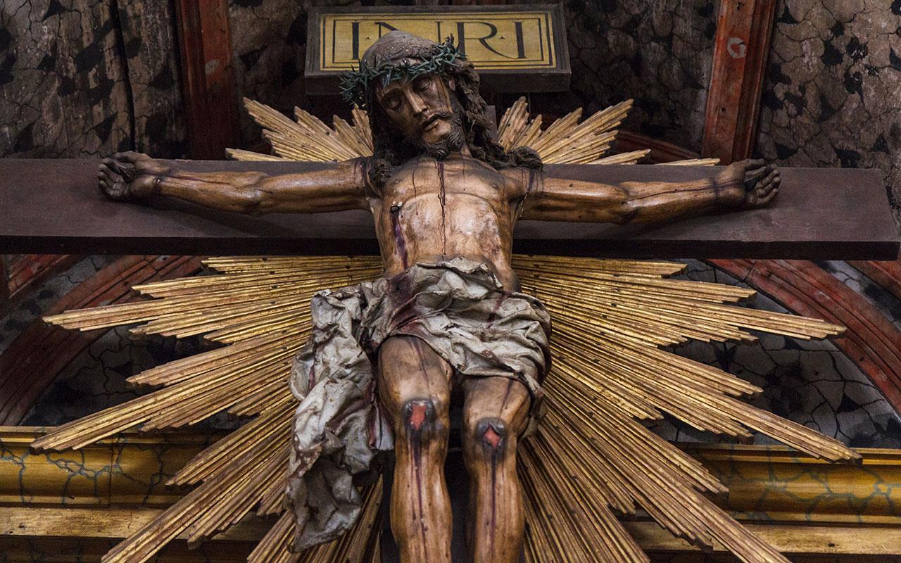 Crucificado de Coimbra