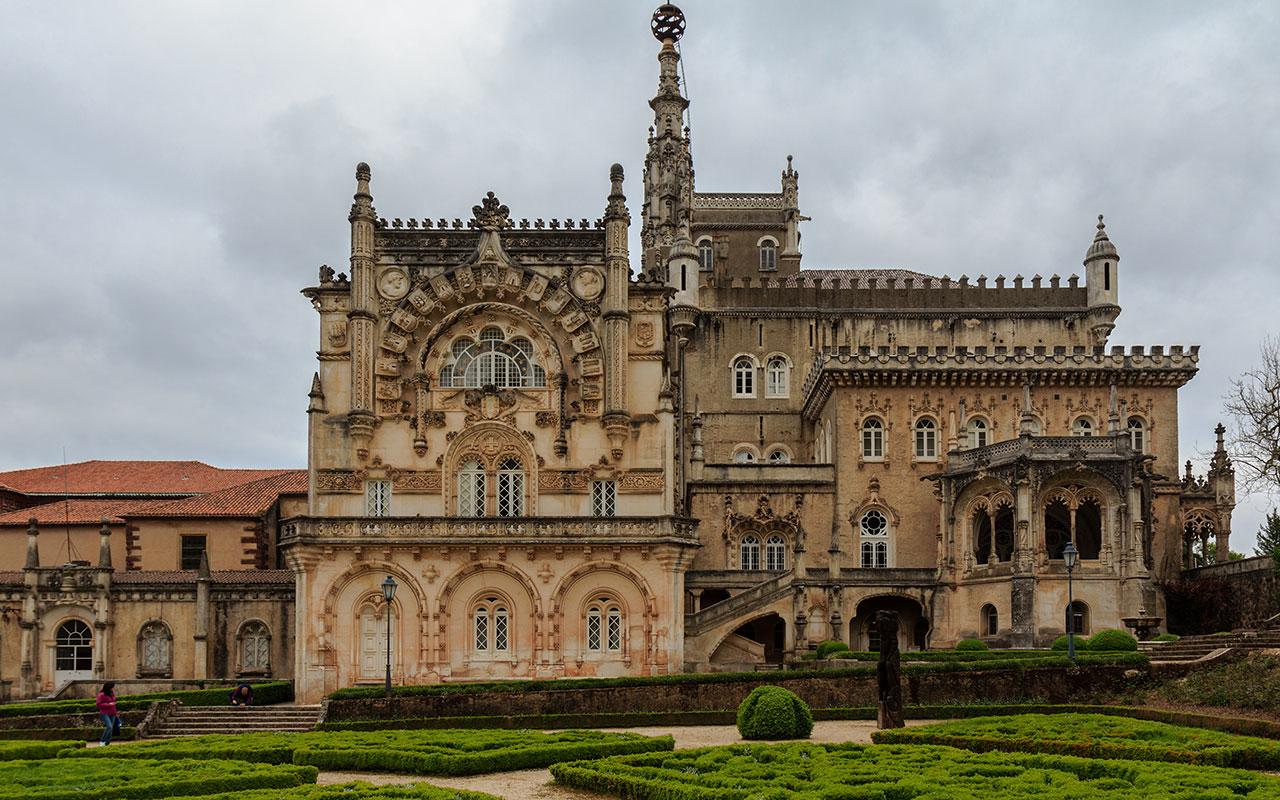 Palacio de Buçaco, 2014 ©Flivillegas