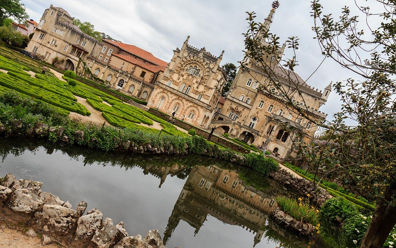 Palacio de Buçaco