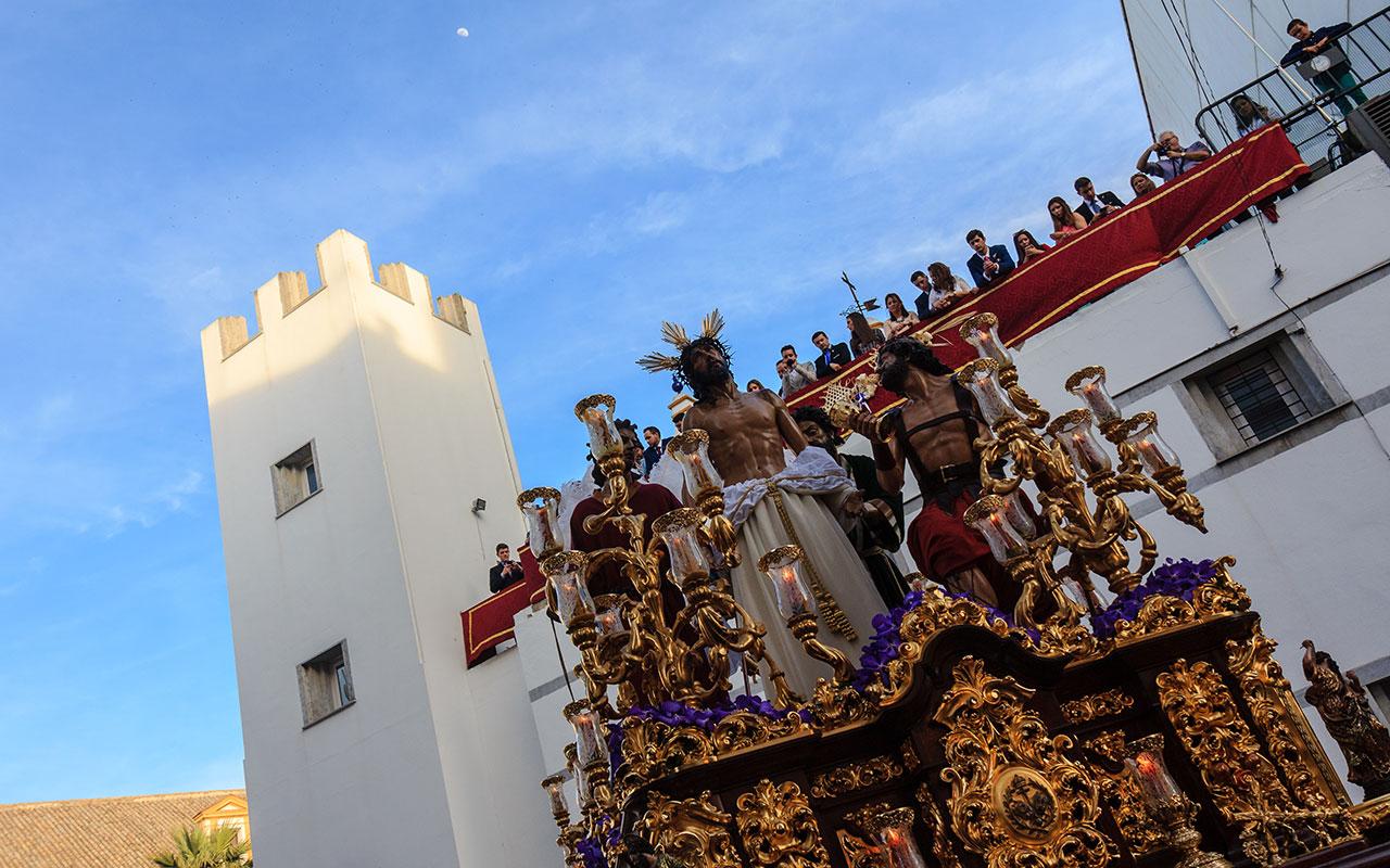 Atardecer en el Arenal. Jesús Despojado, 2015 ©Flivillegas