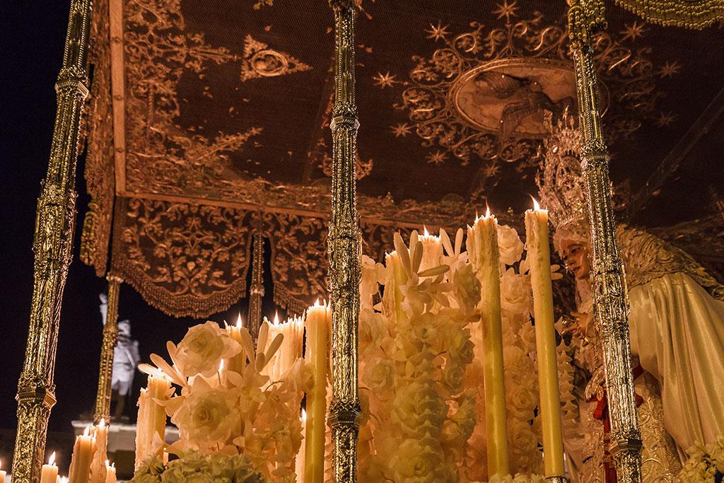 Palio de La Paz en San Telmo
