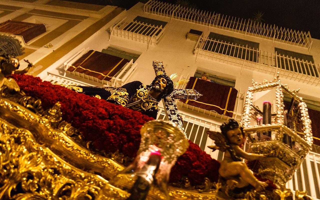 Caída con testigo. Las Penas de San Vicente, 2015 ©Flivillegas