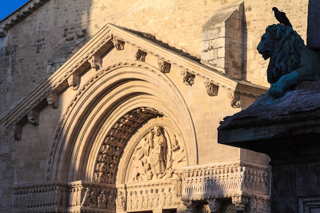 Bronce y piedra III. Arles, 2013 ©Flivillegas