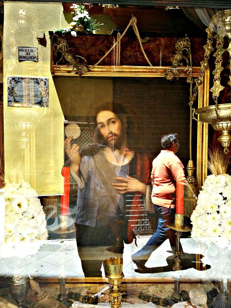 Escaparate de Corpus Christi