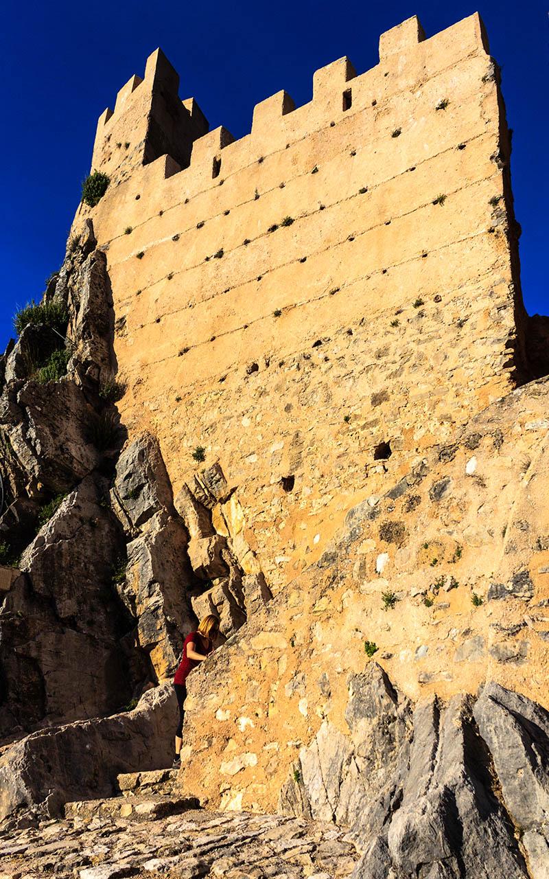 Atalaya musulmana. Castillo de La Iruela, 2015 ©Flivillegas