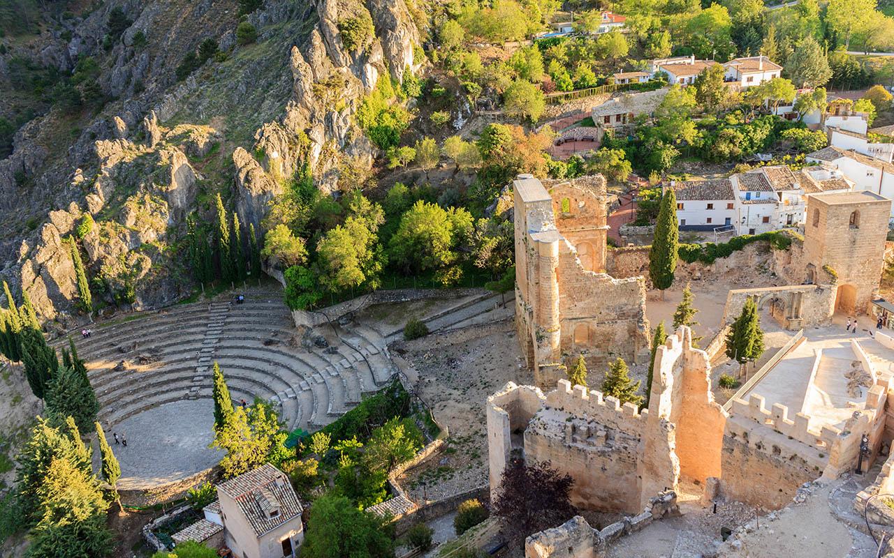 Ruinas de la Iruela. 2015 ©Flivillegas