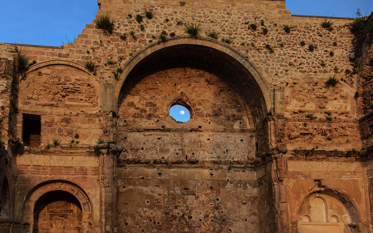 Ruinas de la Iglesia de La Iruela