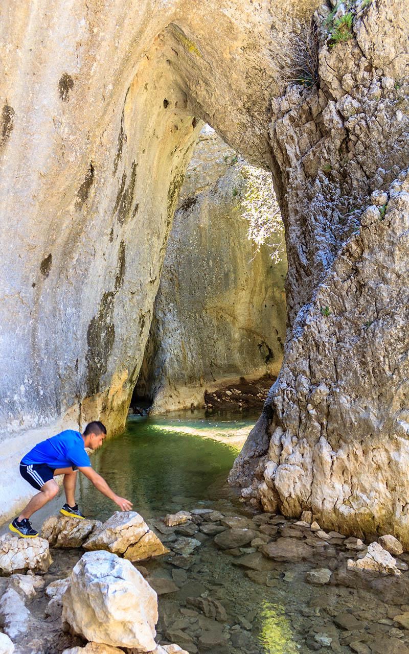 Río Guadalquivir, sierra de Cazorla