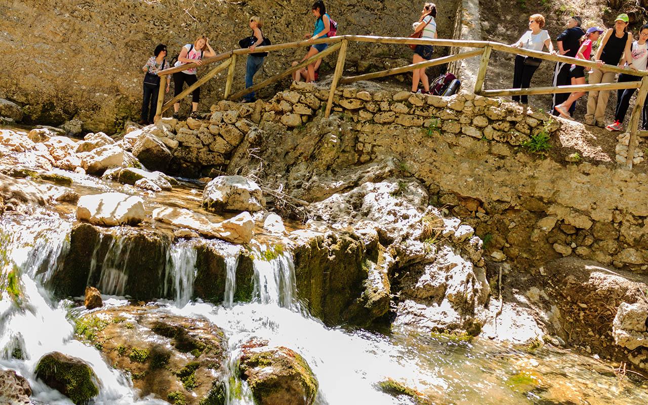 Primeras aguas del Guadalquivir. Sierra de Cazorla, 2015 ©Flivillegas