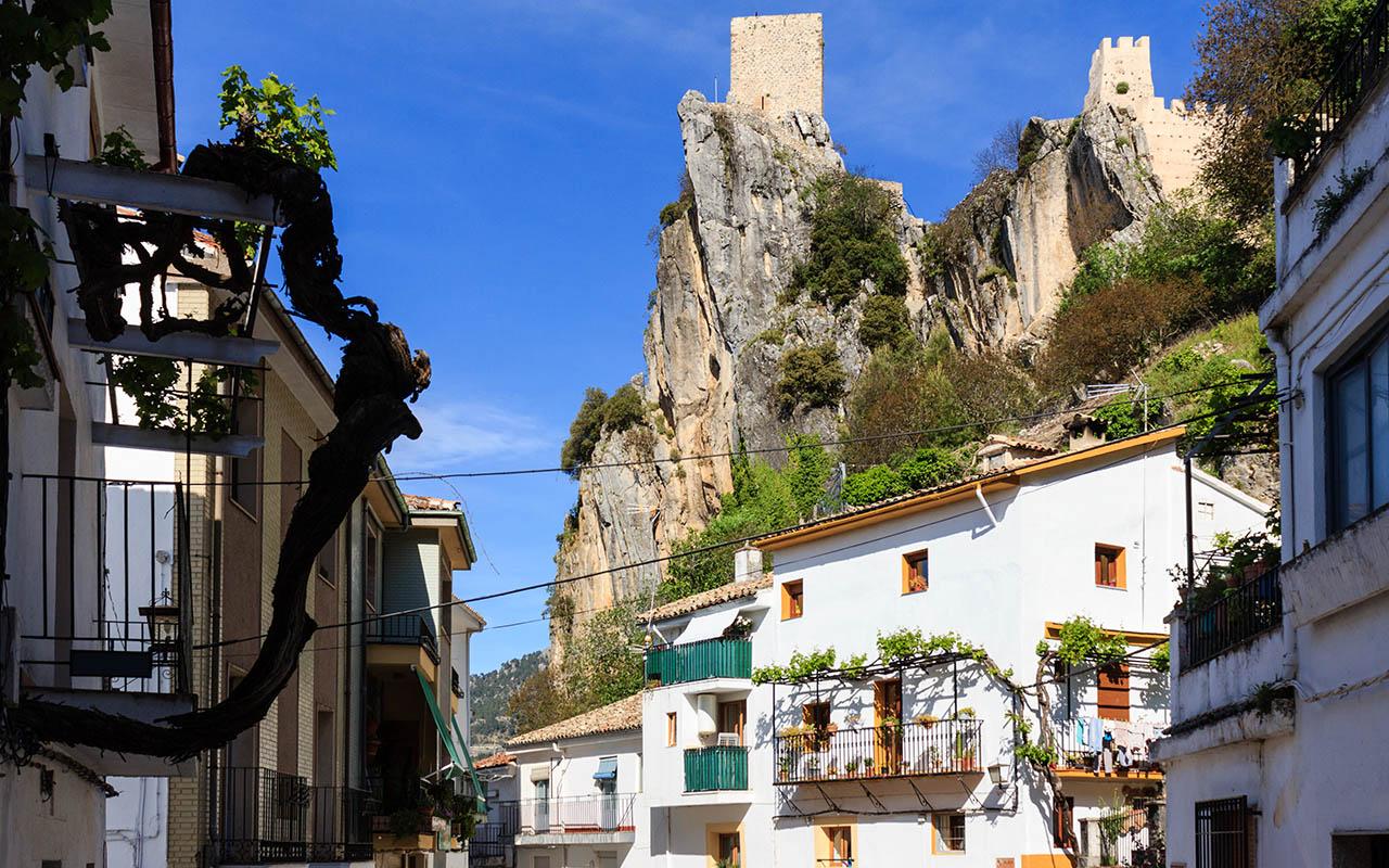 Érase un pueblo colgado de un castillo... La Iruela, 2015 ©Flivillegas