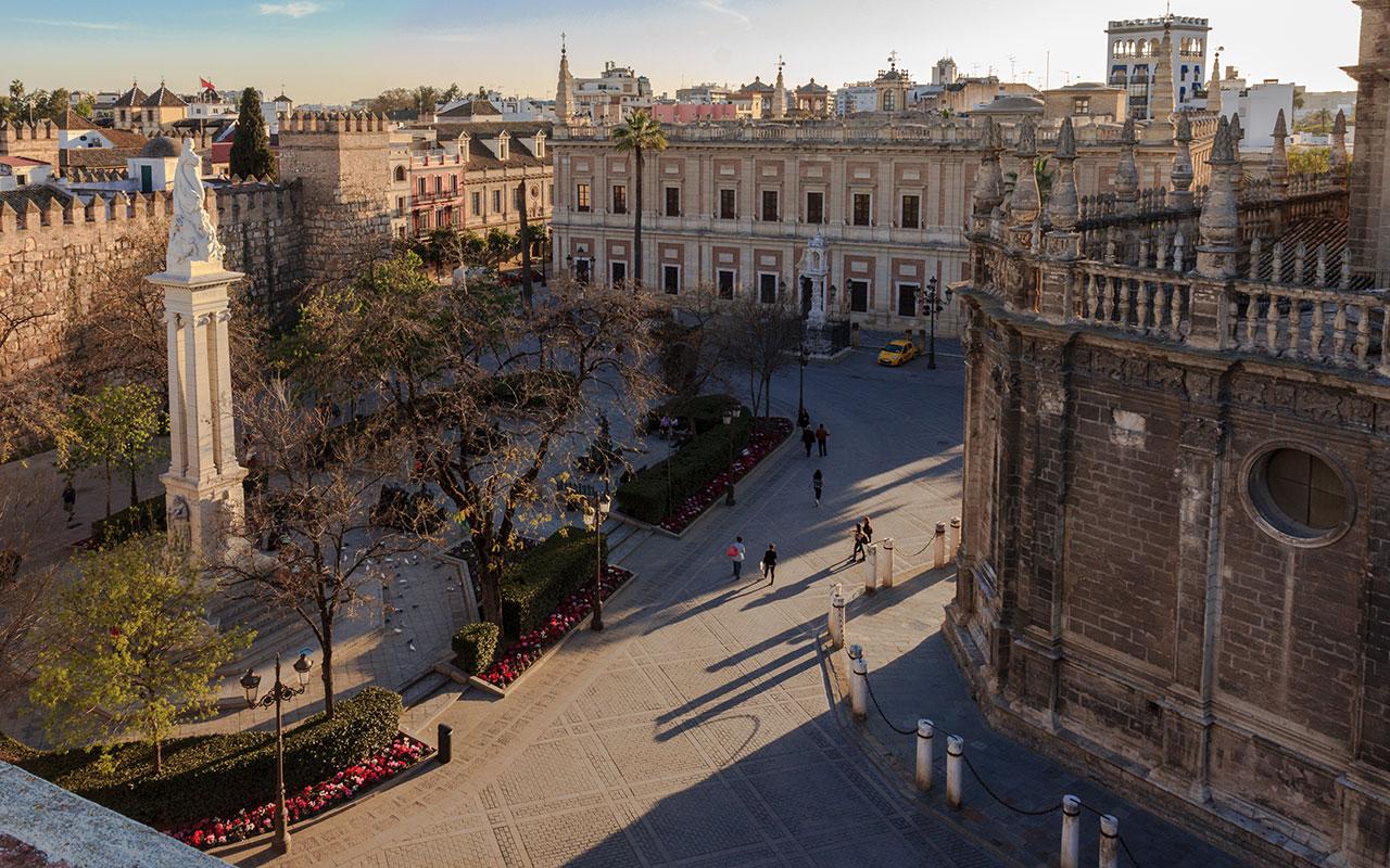 Plaza del Triunfo