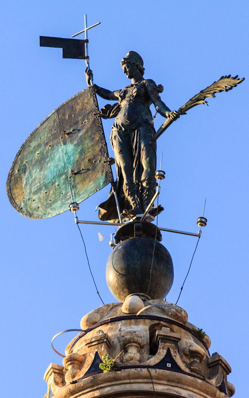 La veleta de Sevilla I. 2014 ©Flivillegas