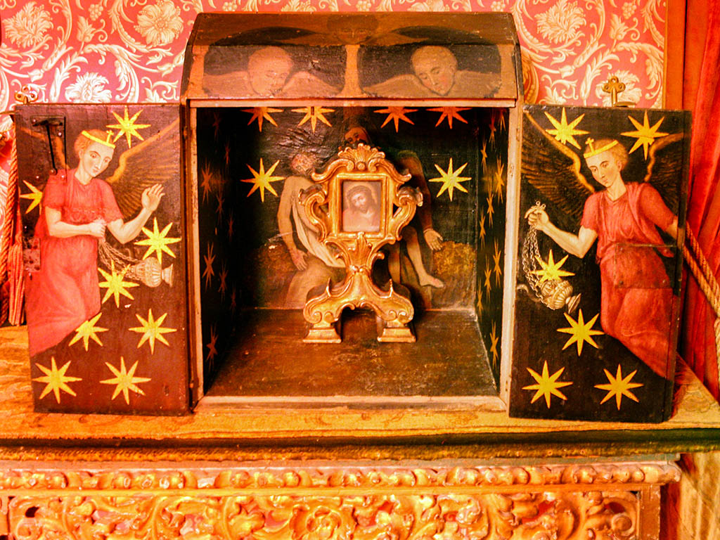 Pieza del Palacio de la Condesa de Lebrija