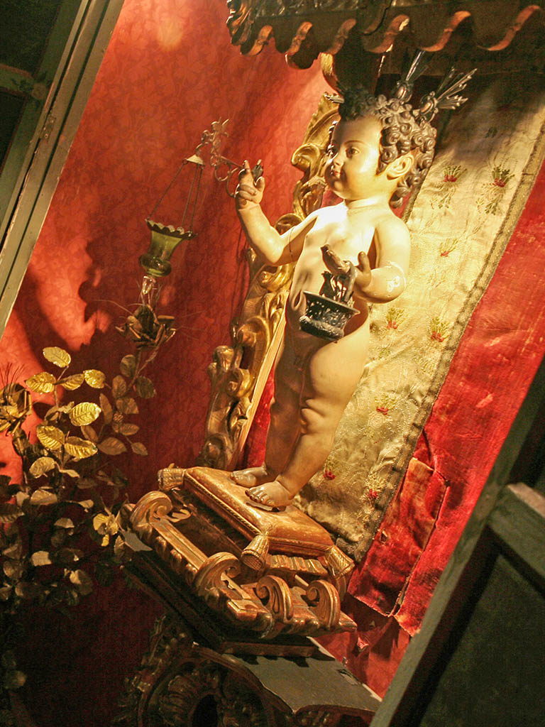 Niño Jesús del Palacio de la Condesa de Lebrija