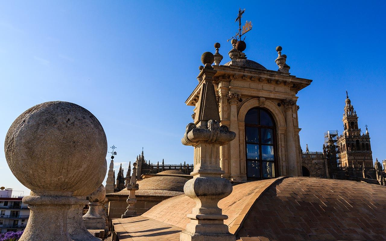 De veleta a veleta. Sevilla, 2012 ©Flivillegas