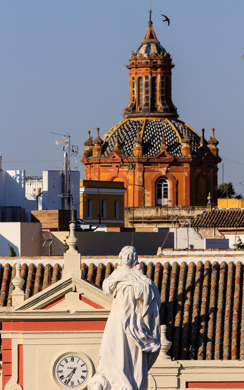 Inmaculada triunfal (I). Sevilla, 2012 ©Flivillegas