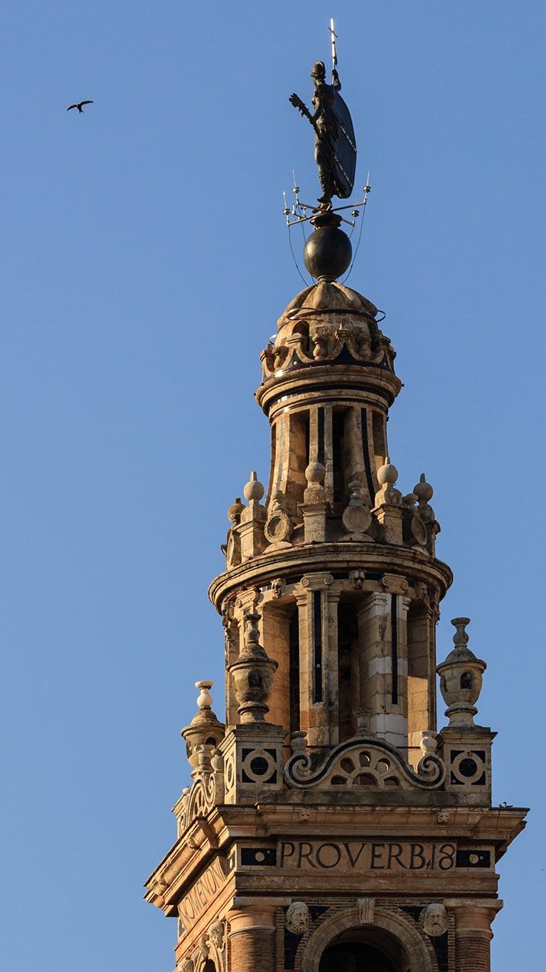 De altos vuelos. Sevilla, 2012 ©Flivillegas