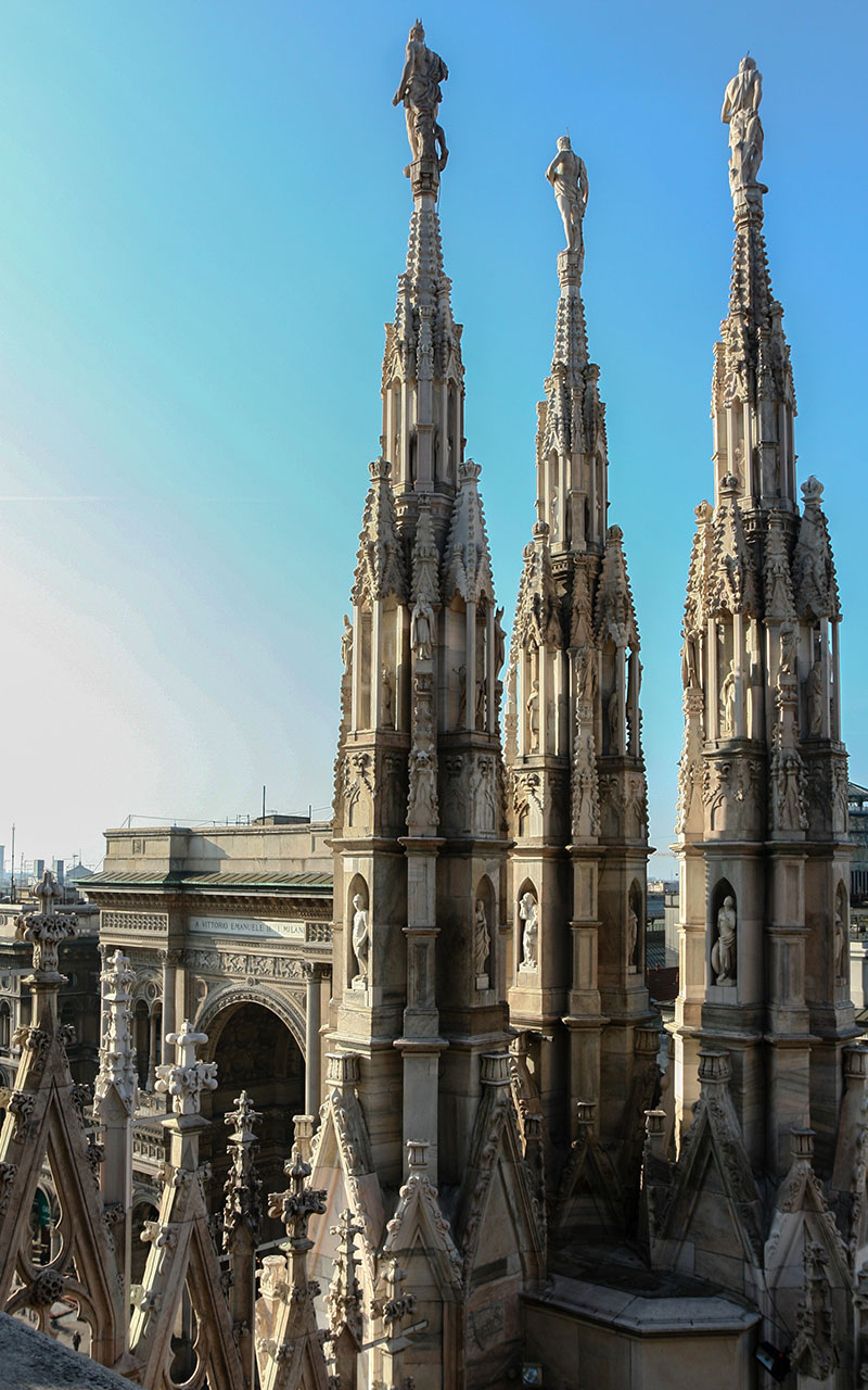 Vigías de Milán I ©Flivillegas