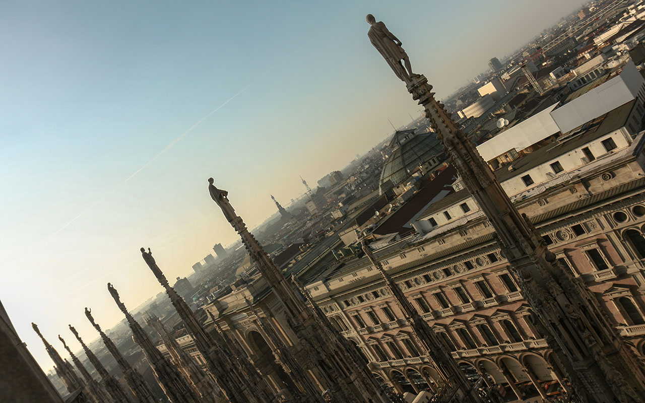 Vigías de Milán II ©Flivillegas