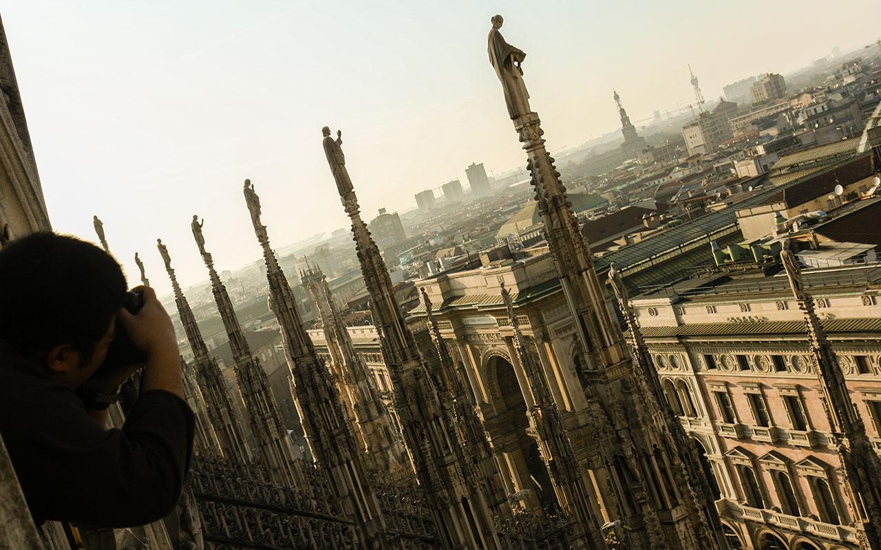 Vigías de Milán IV ©Flivillegas