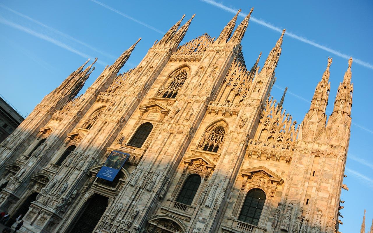 Sol para el Duomo de Milán ©Flivillegas