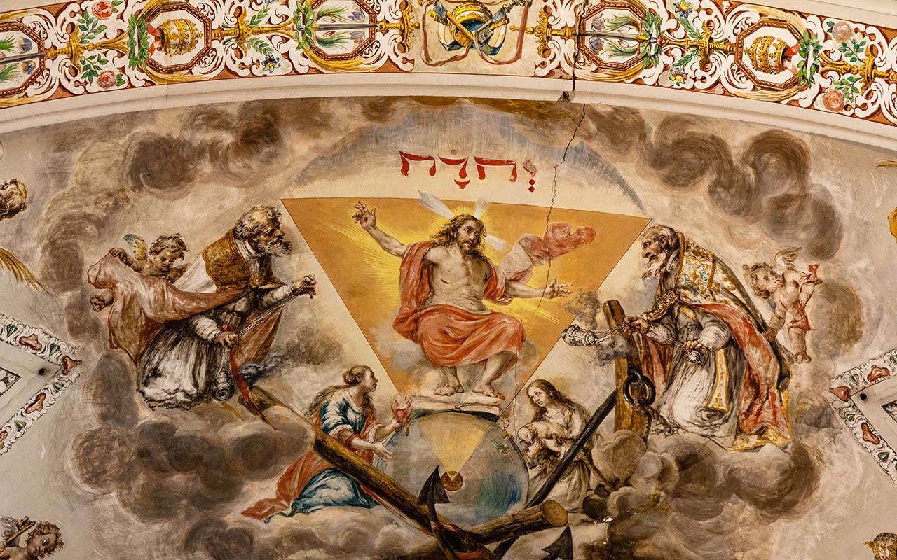 Pinturas de la Iglesia de Los Venerables
