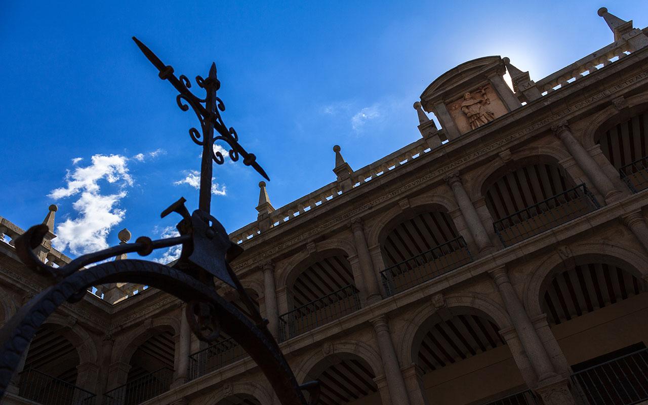 Alcalá universitaria. 2015 ©Flivillegas