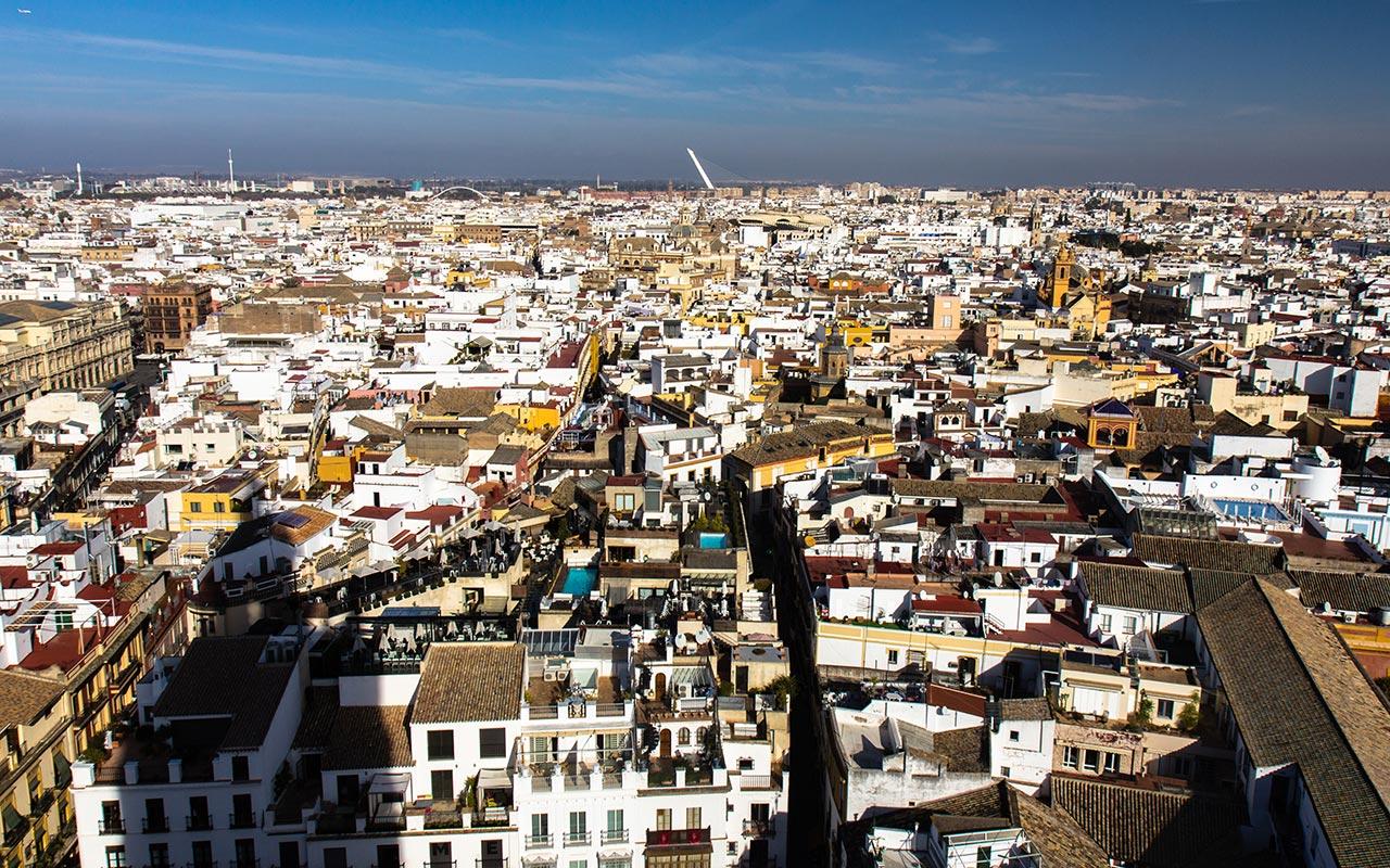 A sus pies, Sevilla. 2014 ©Flivillegas