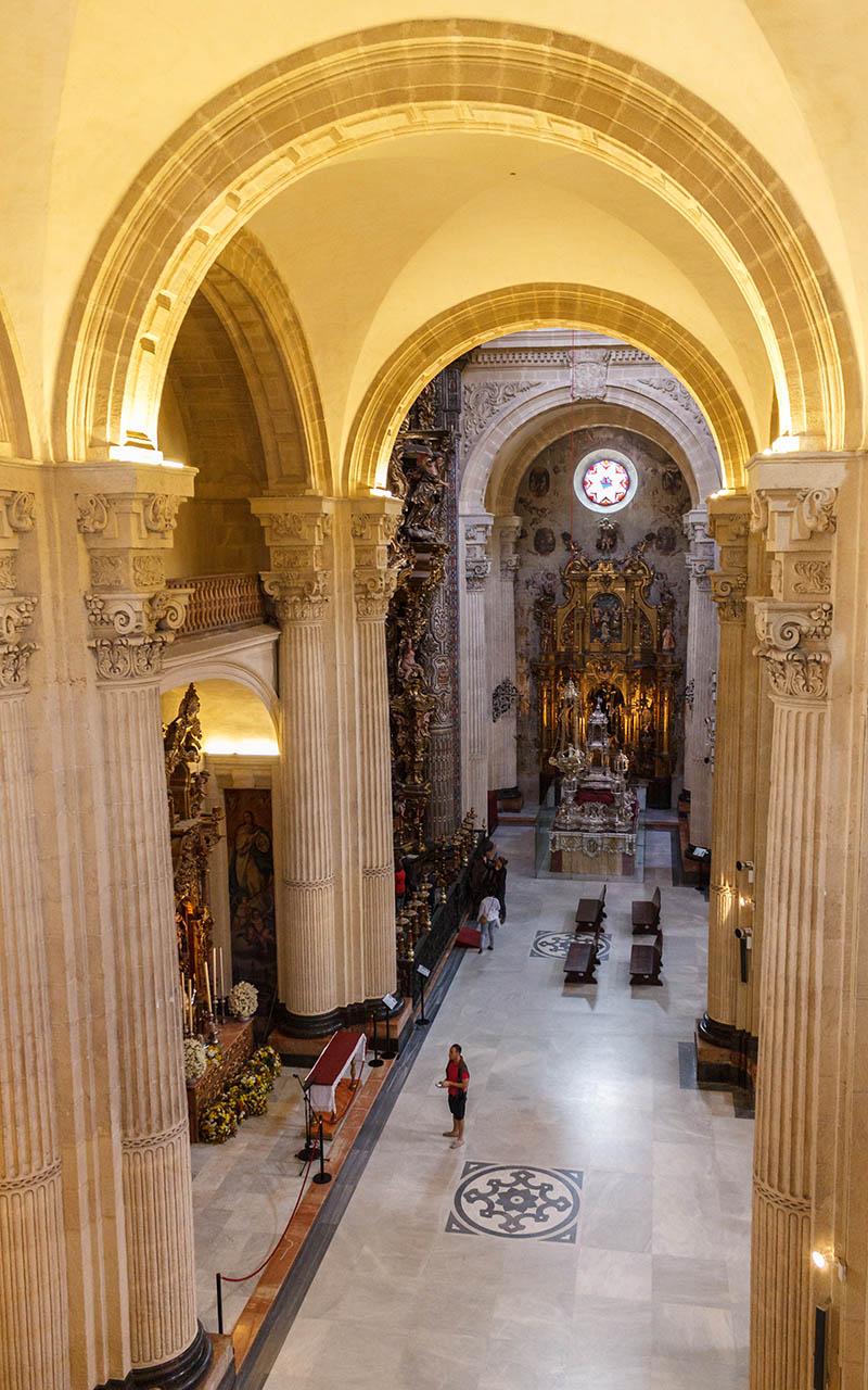 Prestancia de Colegiata I. Sevilla, 2013 ©Flivillegas