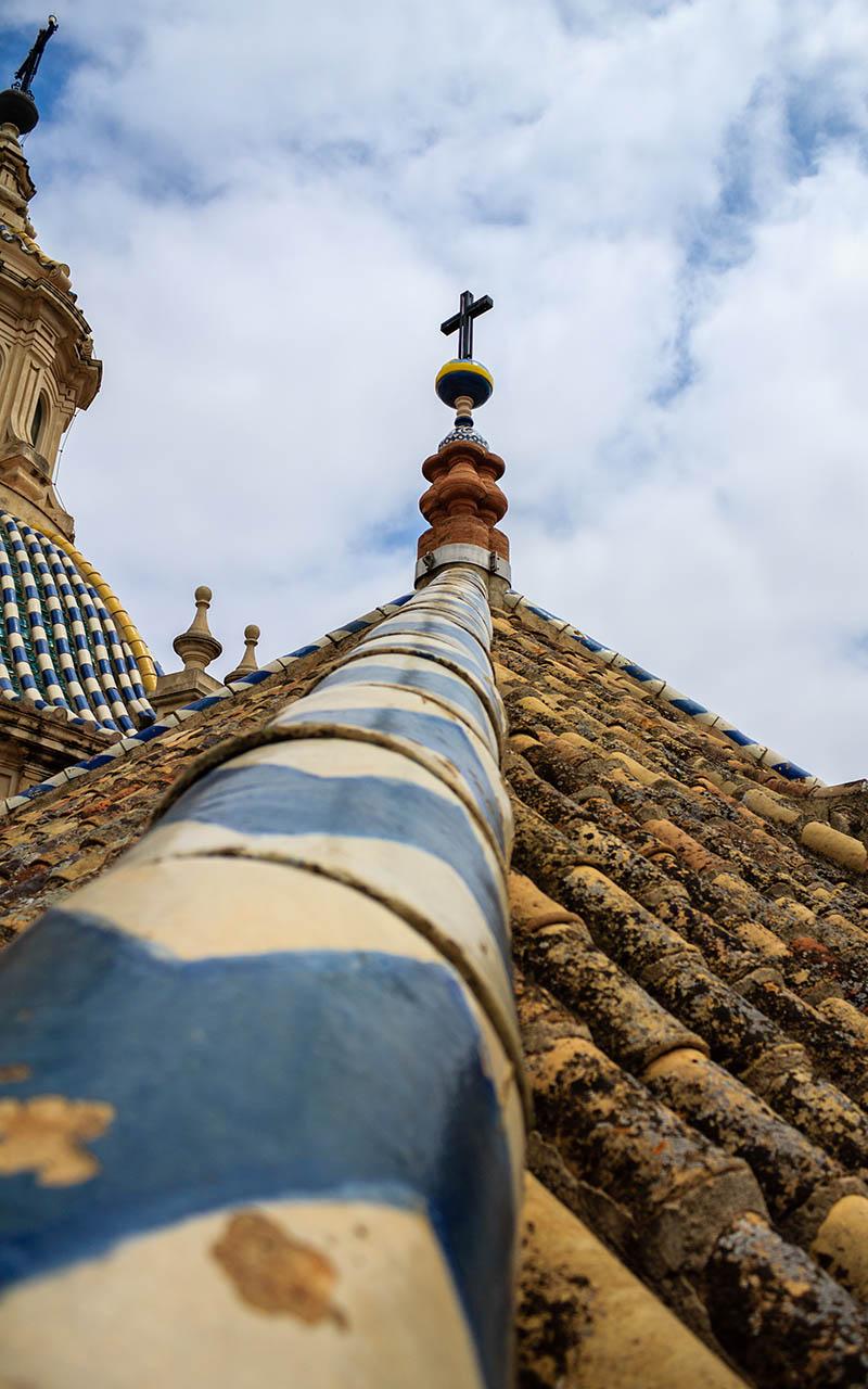Escala al cielo. Sevilla, 2013 ©Flivillegas