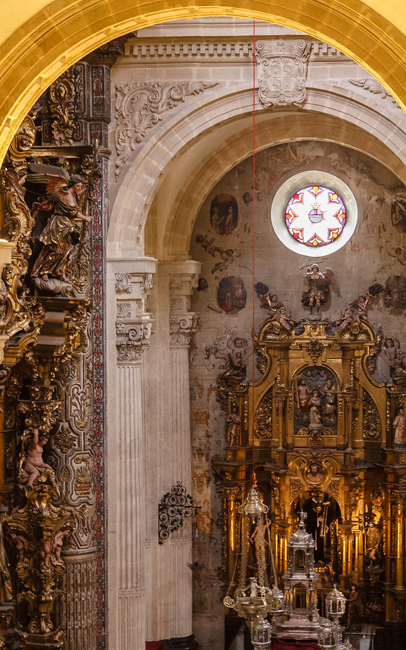 Prestancia de Colegiata III. Sevilla, 2013 ©Flivillegas