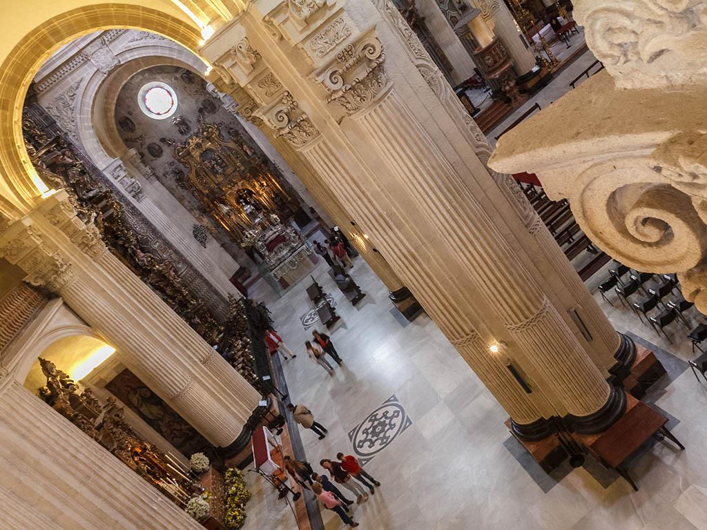 Prestancia de Colegiata II. Sevilla, 2013 ©Flivillegas