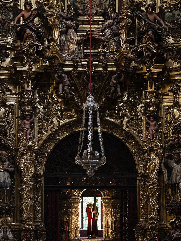 Ahí está. Sevilla, 2013 ©Flivillegas