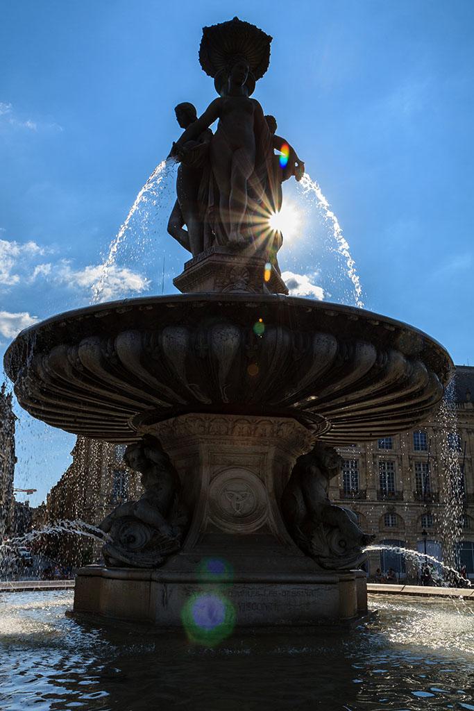 Luz y agua. Burdeos, 2014 ©Flivillegas