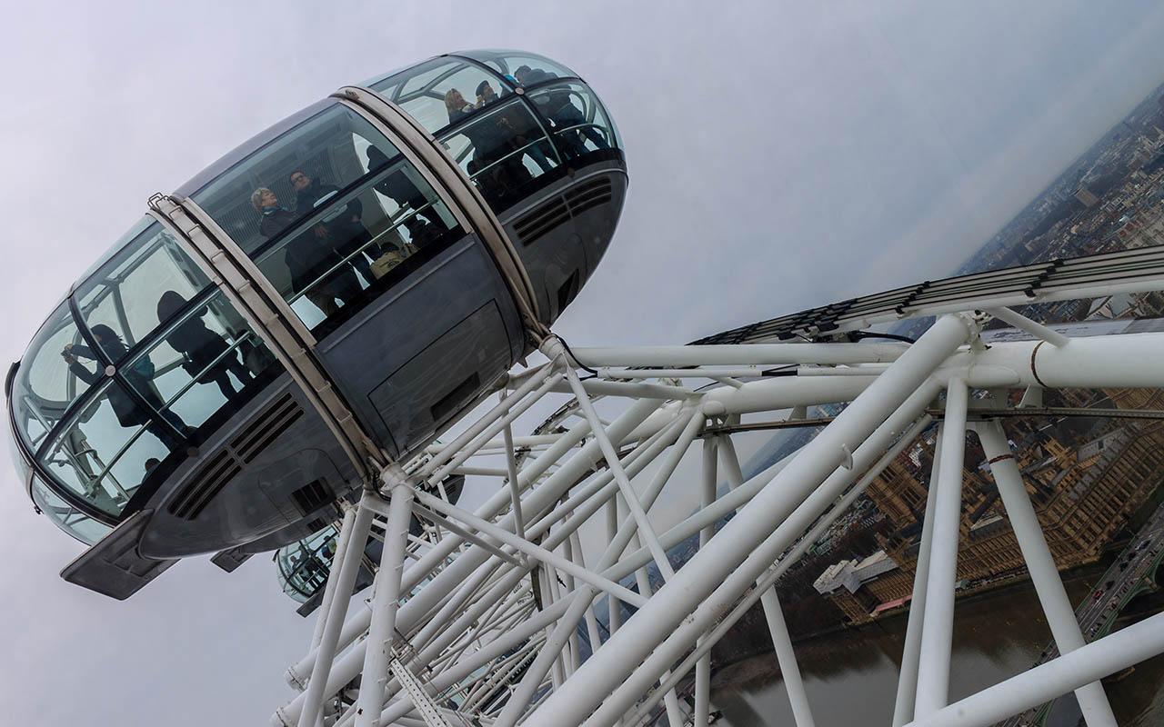 Cápsula del London Eye
