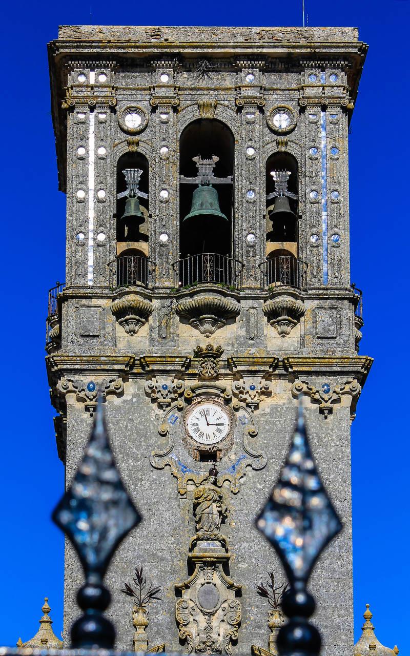 Torre de la Basílica de Santa María de la Asunción