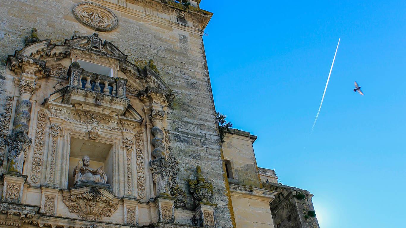 San Pedro y al cielo. Arcos de la Frontera, 2015 ©Flivillegas