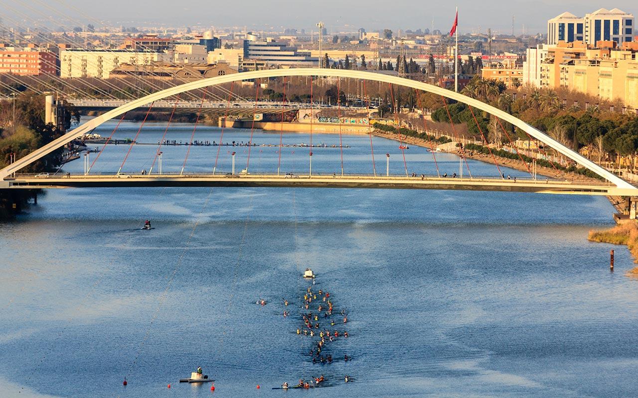 Un río para vivirlo. Sevilla, 2014 ©Flivillegas