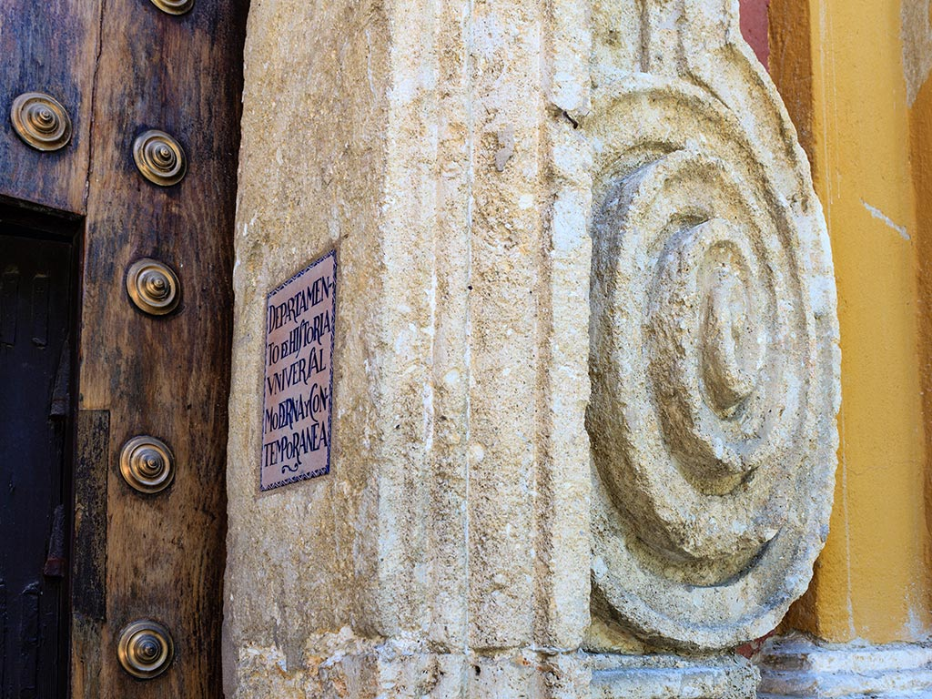 Portal a la Historia. Sevilla, 2013 ©Flivillegas