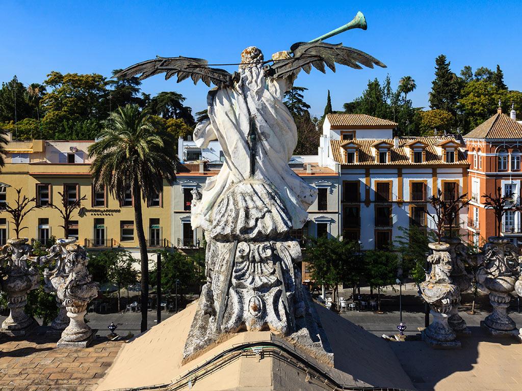 La Fama. Sevilla, 2013 ©Flivillegas