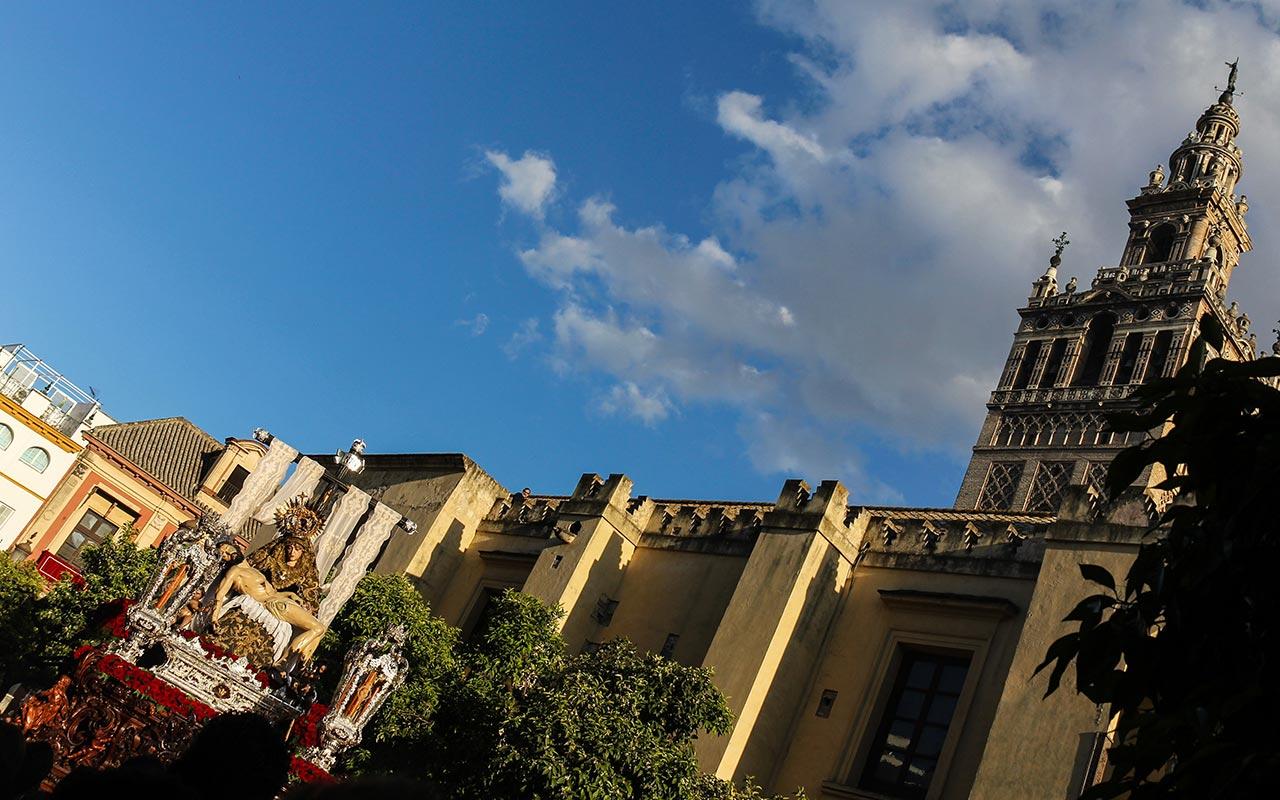 Sol para la Piedad de Los Servitas. Sábado Santo, 2012 ©Flivillegas
