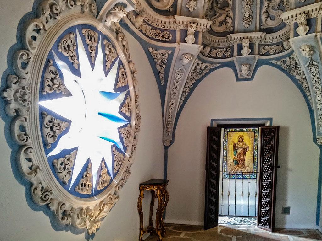 Interior del camarín. Sevilla, 2014 ©Flivillegas